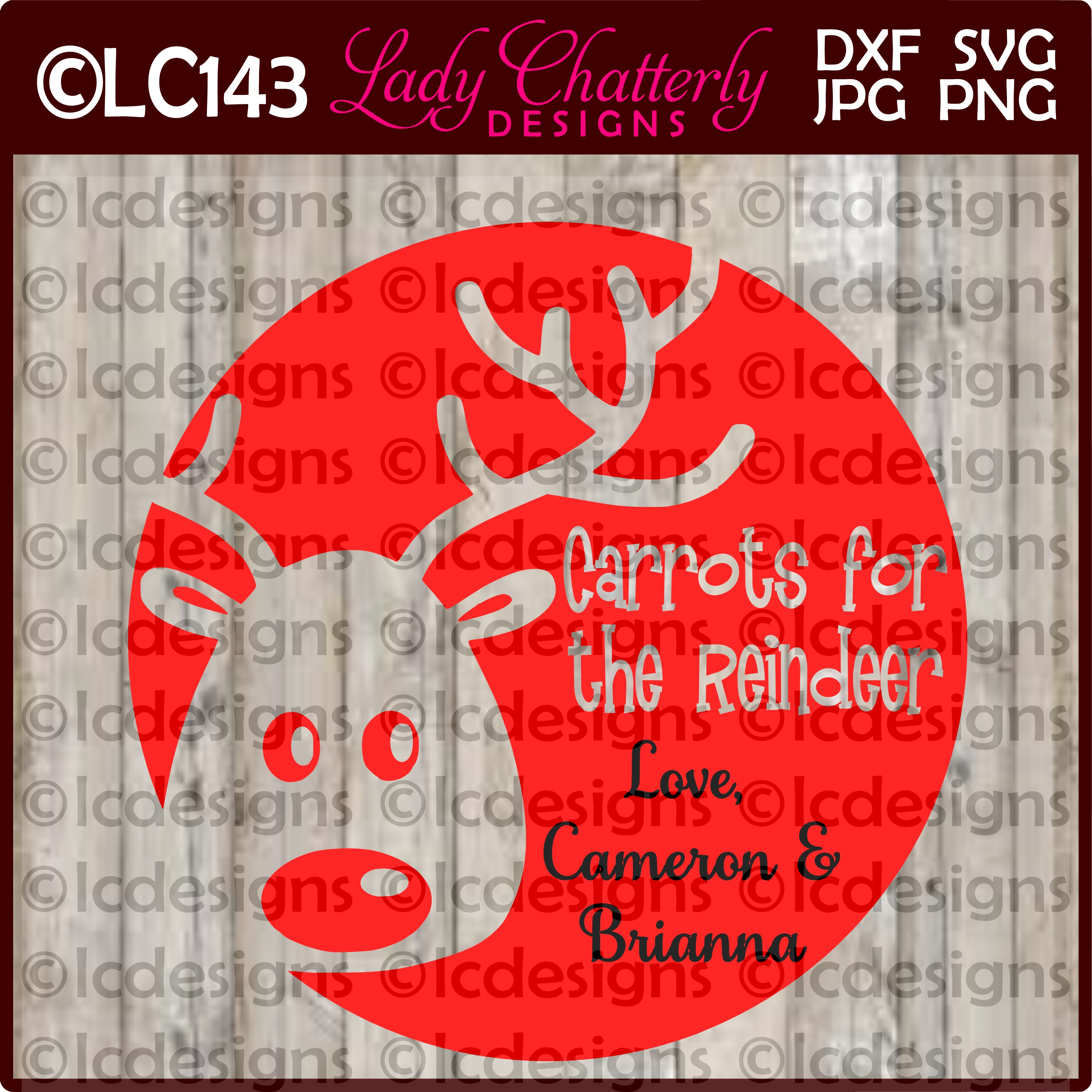 Download Free Cookies For Santa And Carrots For The Reindeer Graphic By Lady for Cricut Explore, Silhouette and other cutting machines.
