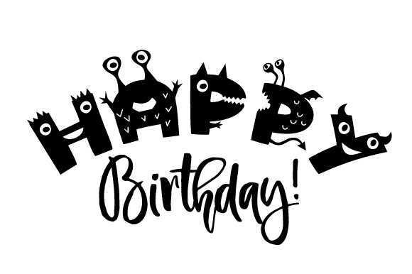 Download Free Happy Birthday Svg Cut File By Creative Fabrica Crafts for Cricut Explore, Silhouette and other cutting machines.