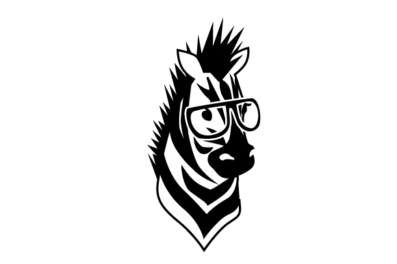 Download Free Hipster Zebra Svg Cut File By Creative Fabrica Crafts Creative for Cricut Explore, Silhouette and other cutting machines.