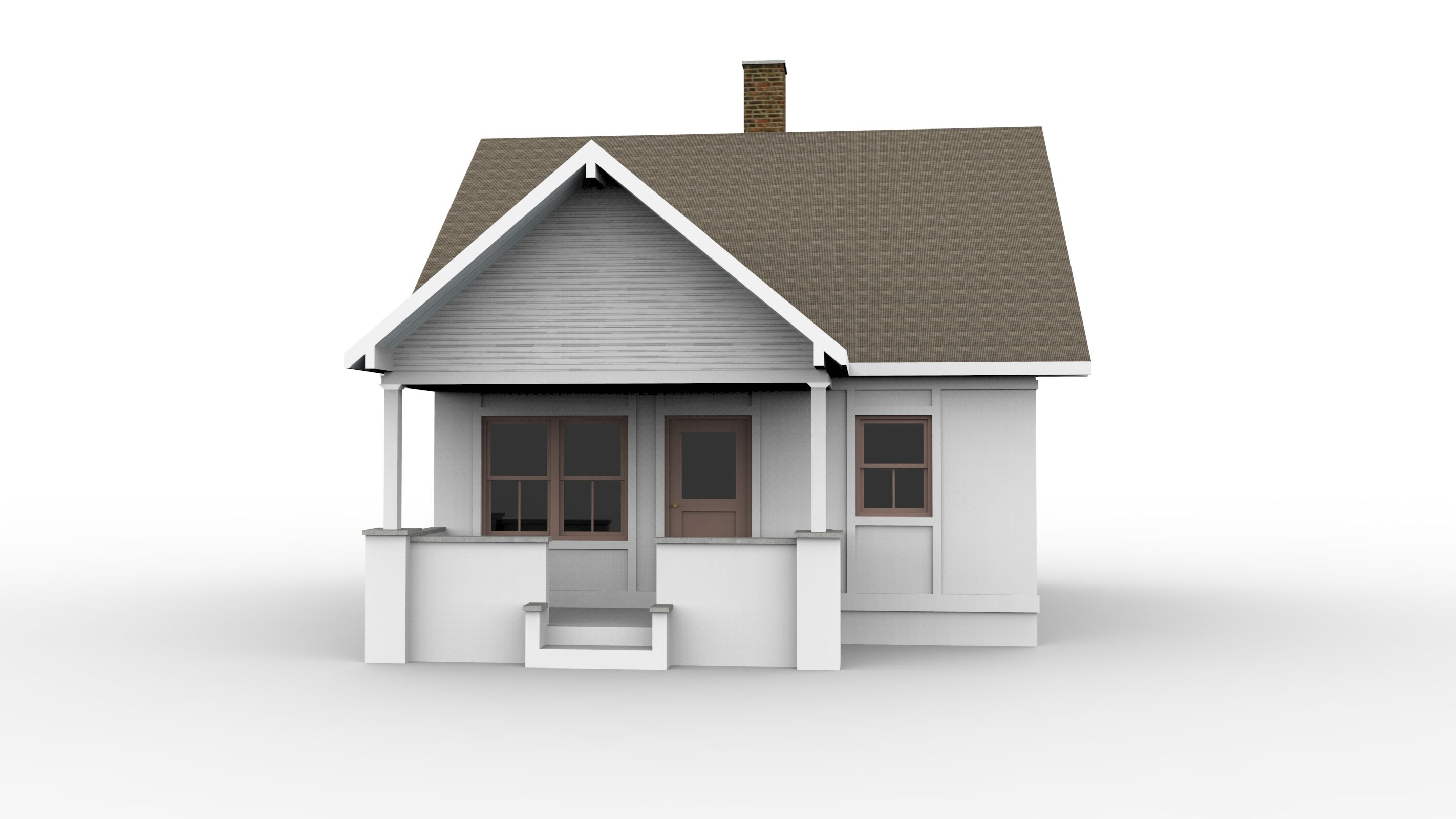 Print on Demand: House Graphic Illustrations By Gblack Id - Image 2