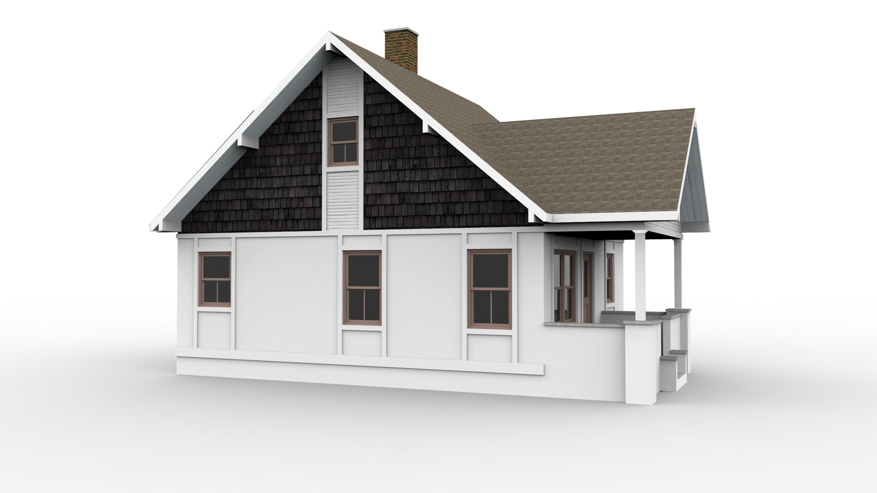 Print on Demand: House Graphic Illustrations By Gblack Id - Image 1