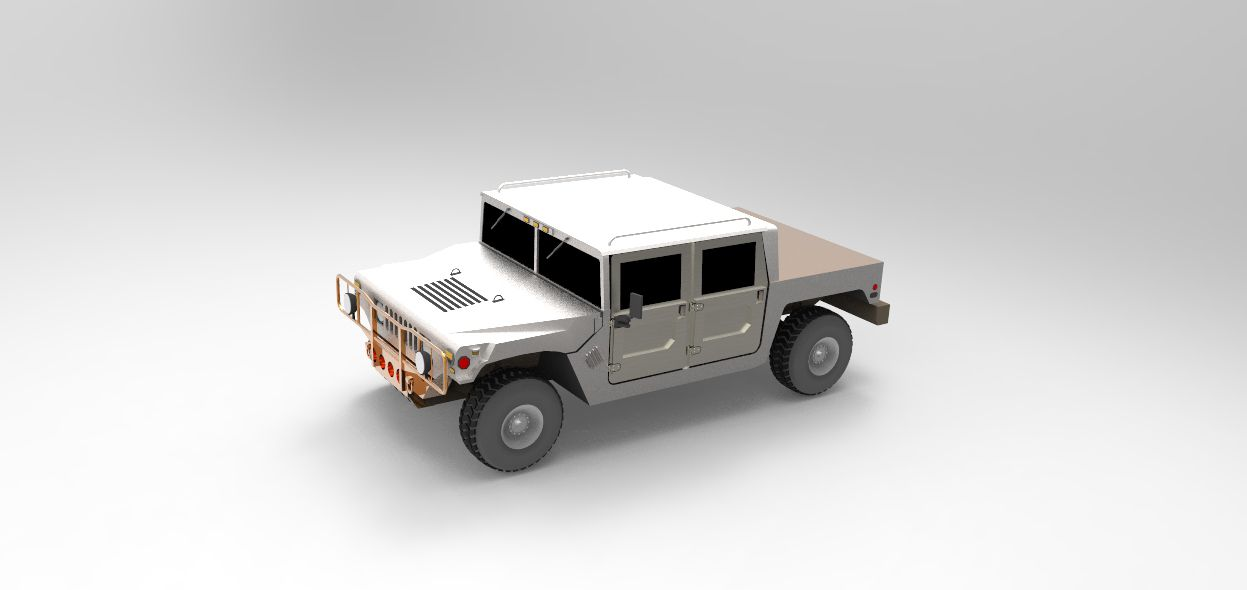 Print on Demand: Hummer H1 Graphic Illustrations By Gblack Id - Image 2