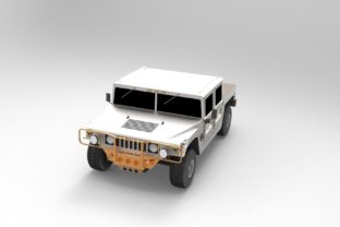 Hummer H1 Graphic By Gblack Id
