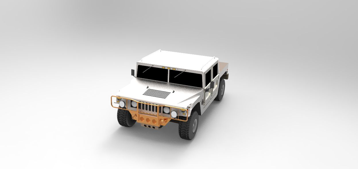Print on Demand: Hummer H1 Graphic Illustrations By Gblack Id - Image 1