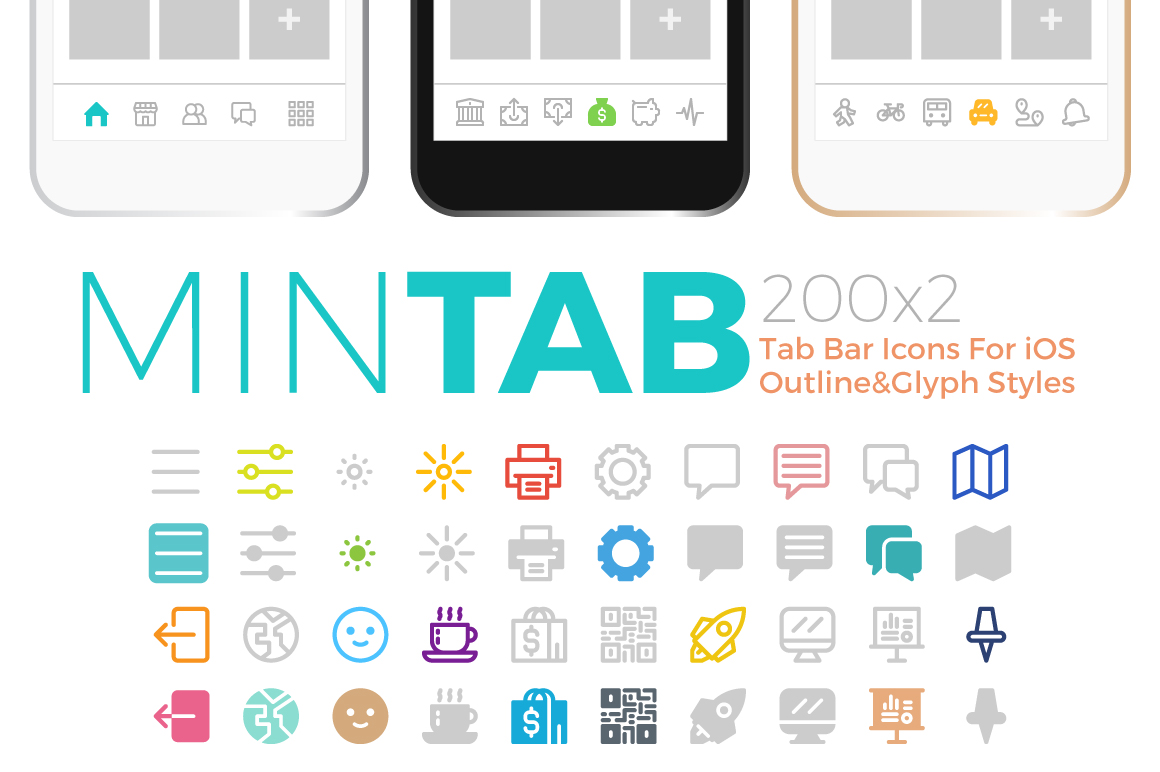 Download Free Clean Line Icons Graphic By Becrispk Creative Fabrica for Cricut Explore, Silhouette and other cutting machines.