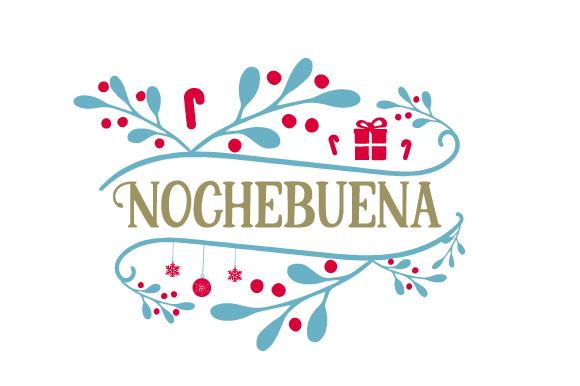 Nochebuena Christmas Craft Cut File By Creative Fabrica Crafts
