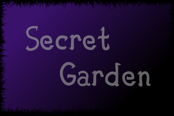 Print on Demand: Secret Garden Serif Schriftarten von Marlee Pagels