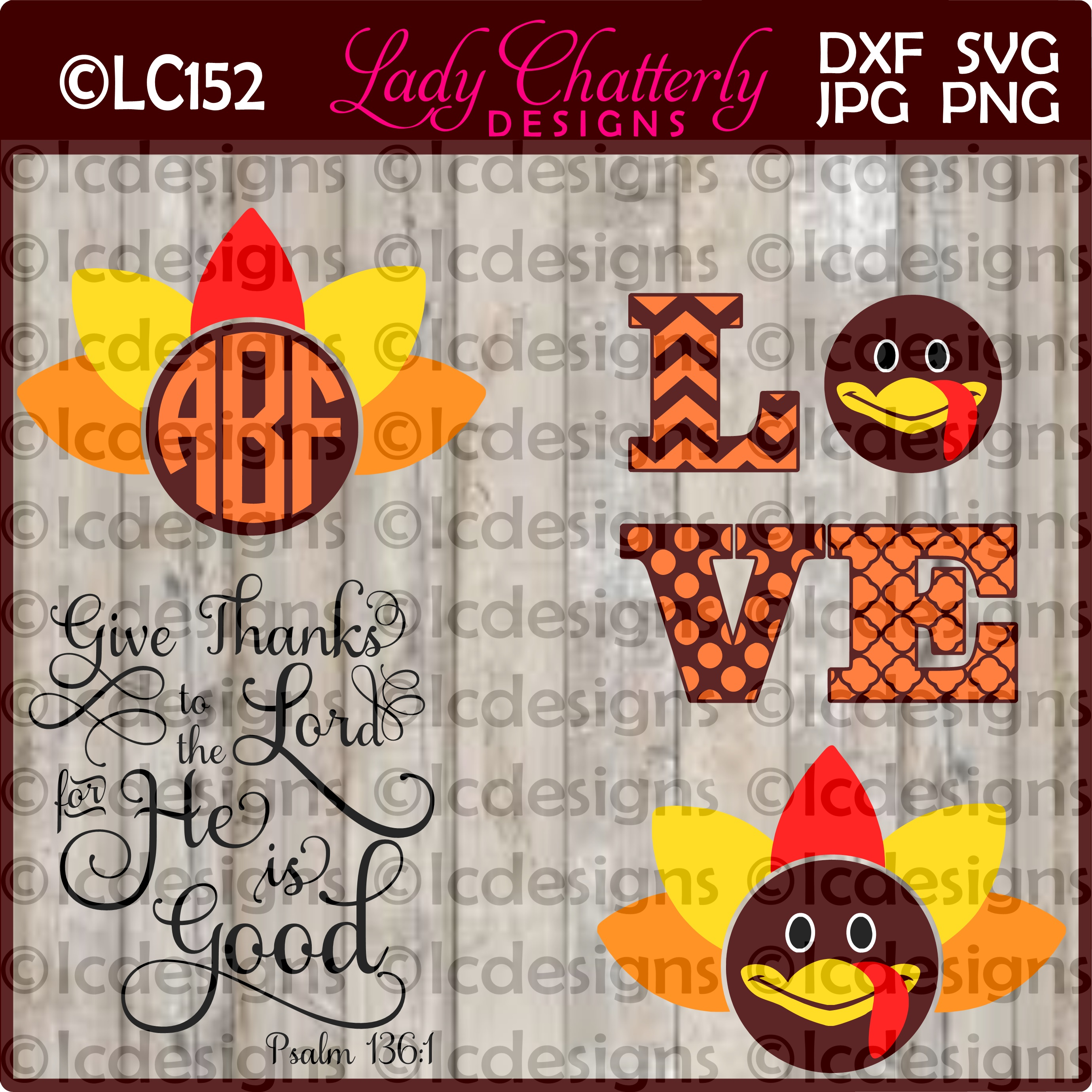 Download Free Thanksgiving Graphic Set Grafik Von Lady Chatterly Designs for Cricut Explore, Silhouette and other cutting machines.