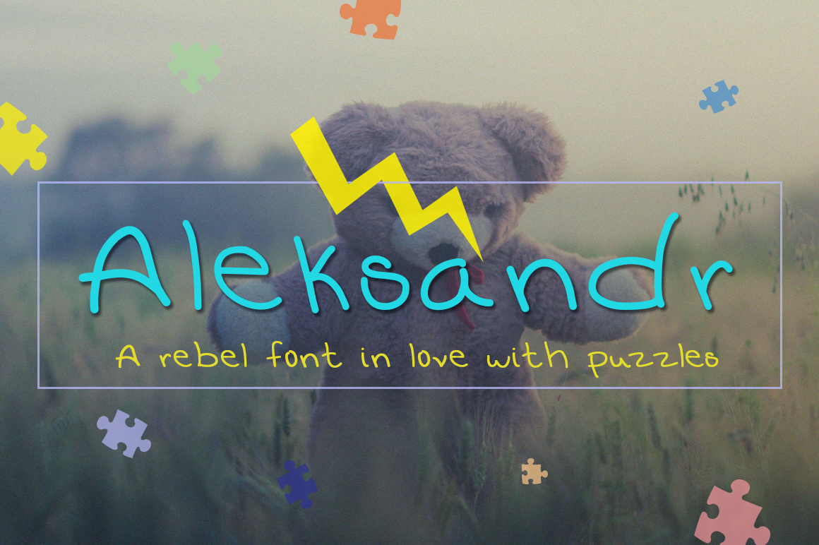 Print on Demand: Aleksandr Script & Handwritten Font By Anastasia Feya