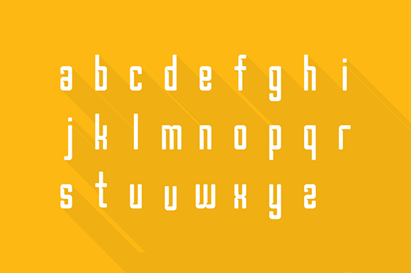 Print on Demand: Borg Font By Creative Fabrica Freebies - Image 5