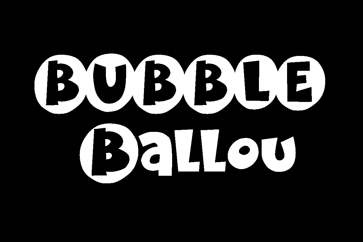 K26 Bubble Ballou Font By K26Fonts