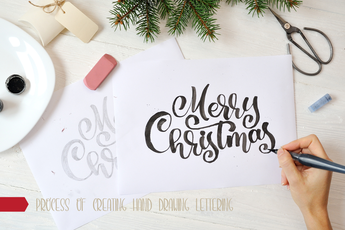 Christmas Bundle Graphic Objects By Happy Letters - Image 18