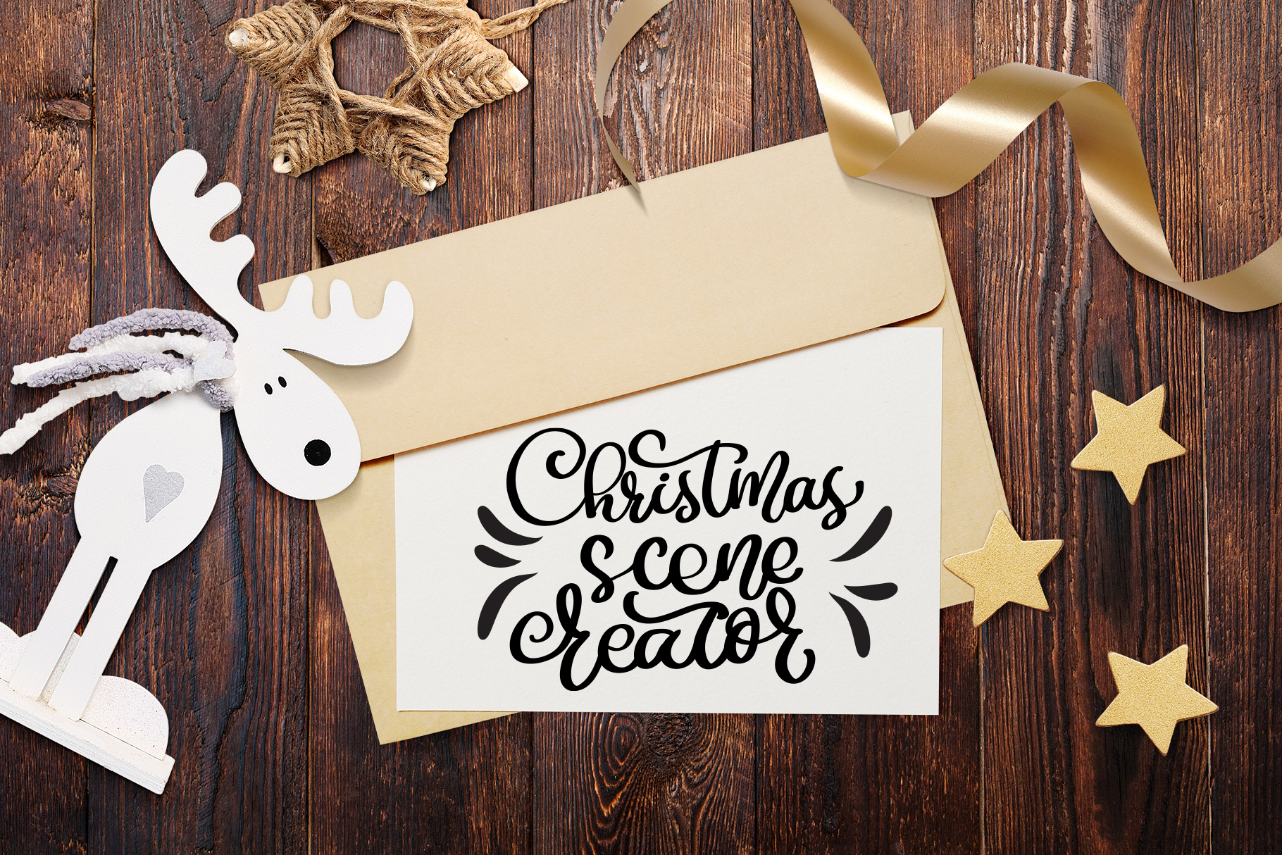 Christmas Bundle Graphic Objects By Happy Letters - Image 21