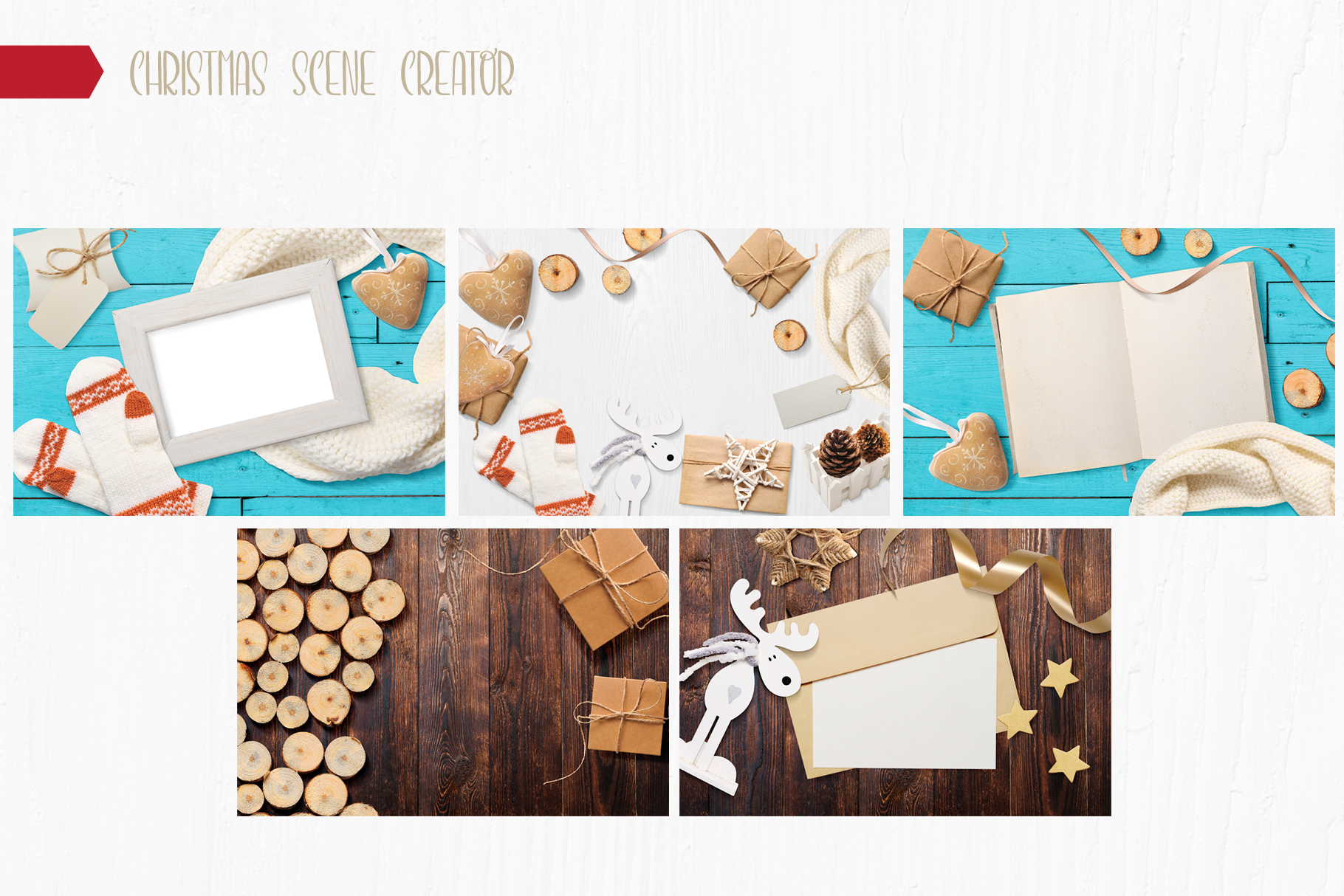 Christmas Bundle Graphic Objects By Happy Letters - Image 24