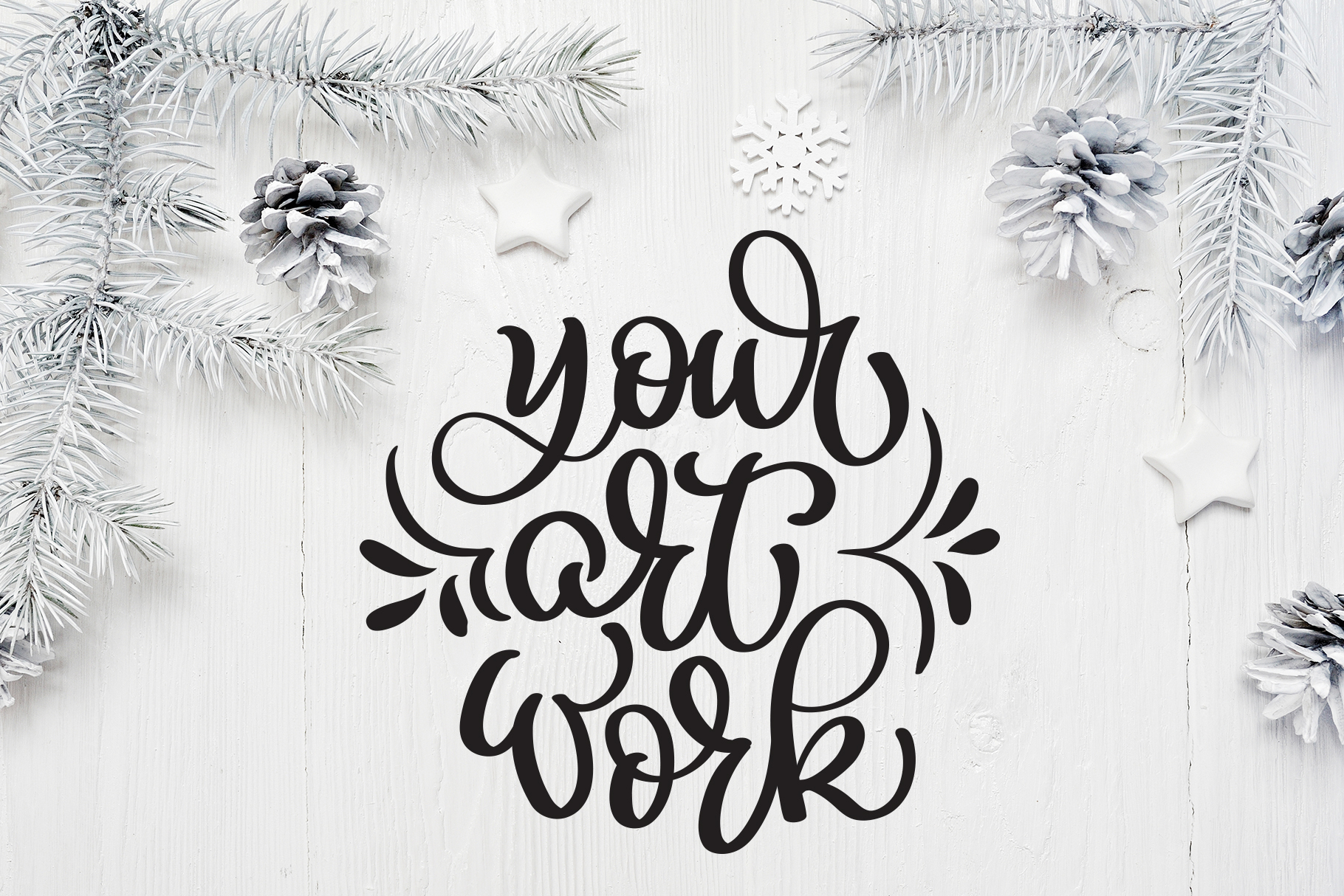 Christmas Bundle Graphic Objects By Happy Letters - Image 29