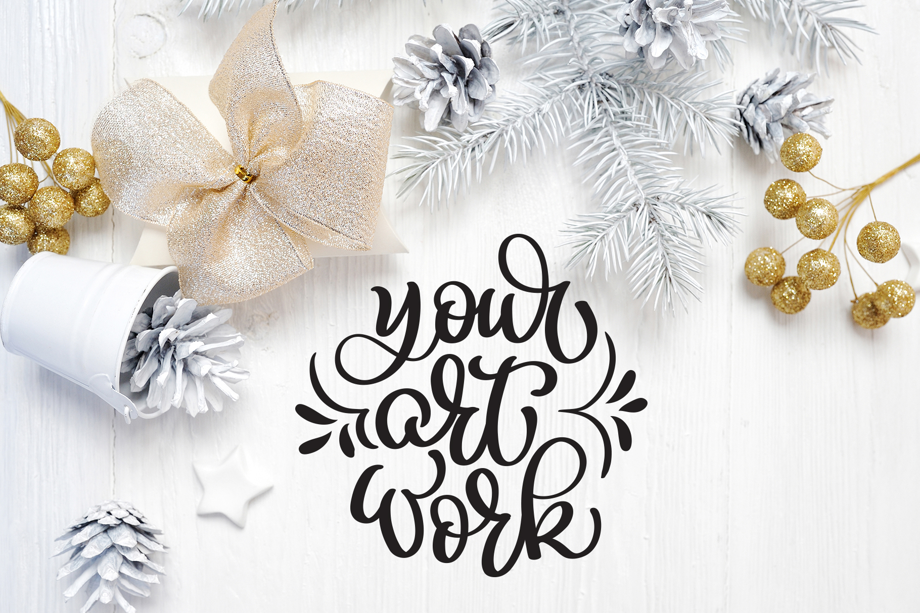 Christmas Bundle Graphic Objects By Happy Letters - Image 31