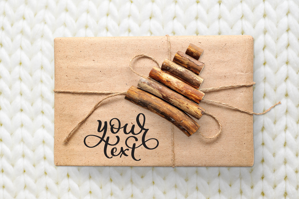 Download Free Christmas Isolated Objects And Mockups Grafico Por Happy Letters for Cricut Explore, Silhouette and other cutting machines.