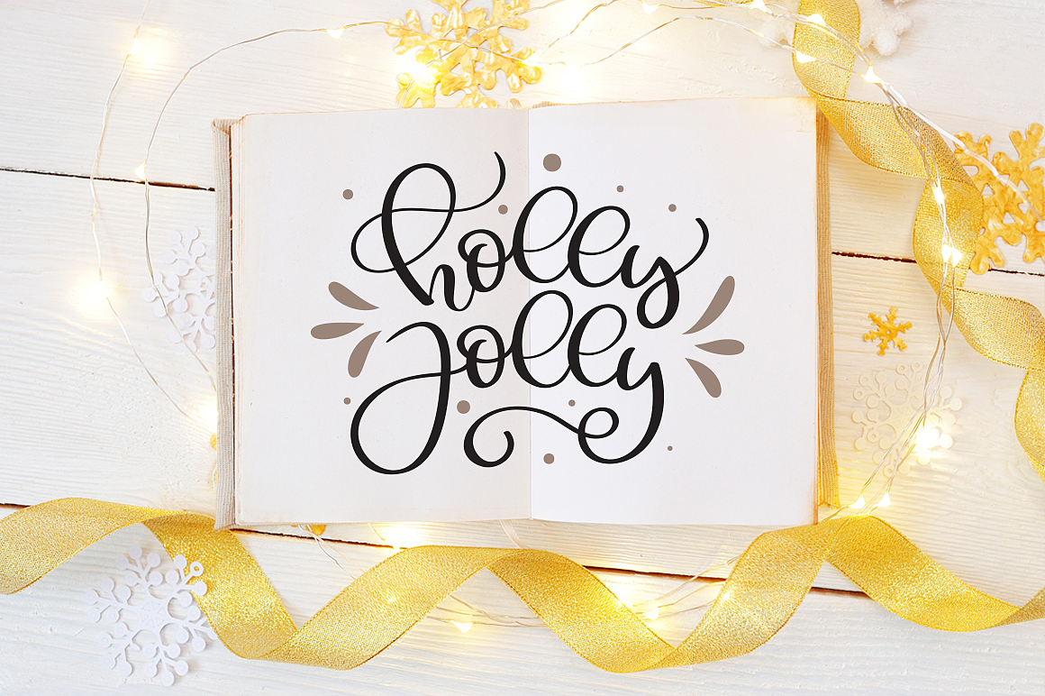 Christmas Mock Up Photos Collection 2 Graphic Product Mockups By Happy Letters - Image 2