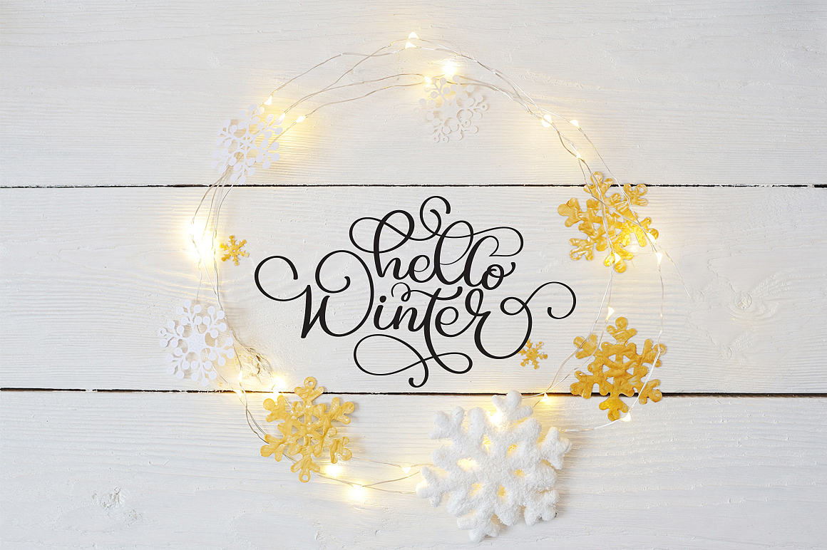 Christmas Mock Up Photos Collection 2 Graphic Product Mockups By Happy Letters - Image 4