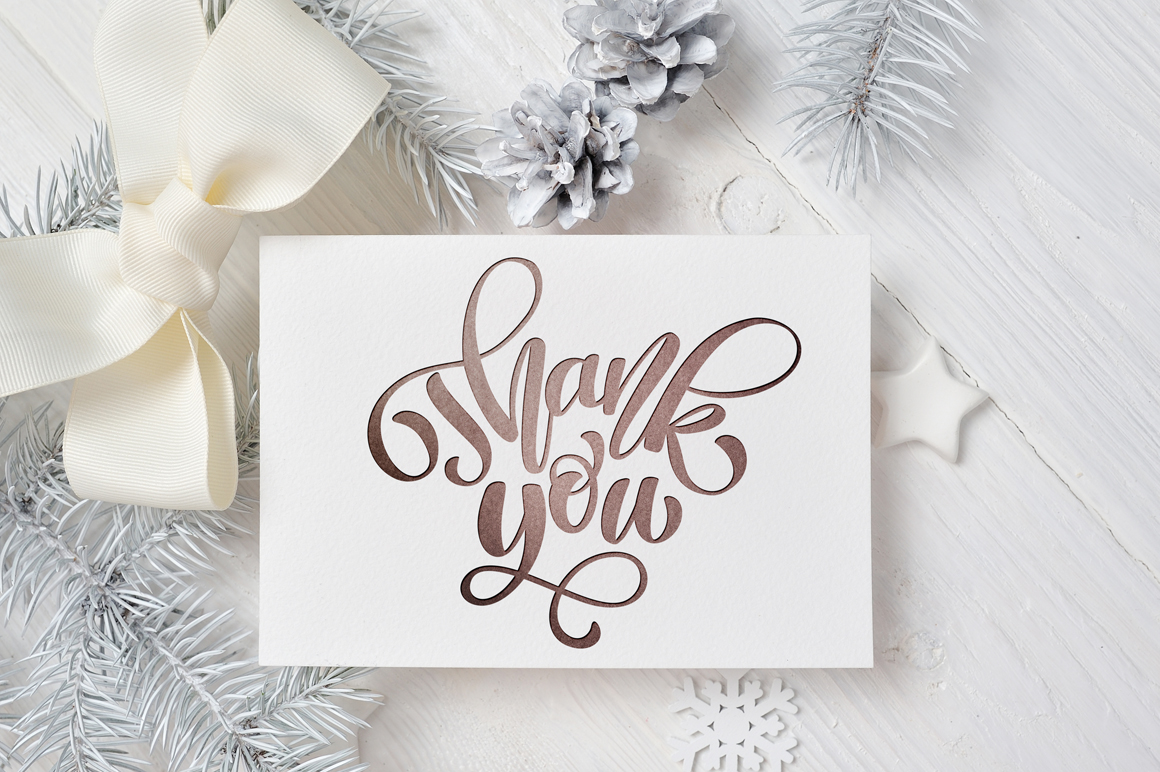 Christmas Mug and Letter Mockups Graphic Product Mockups By Happy Letters - Image 6