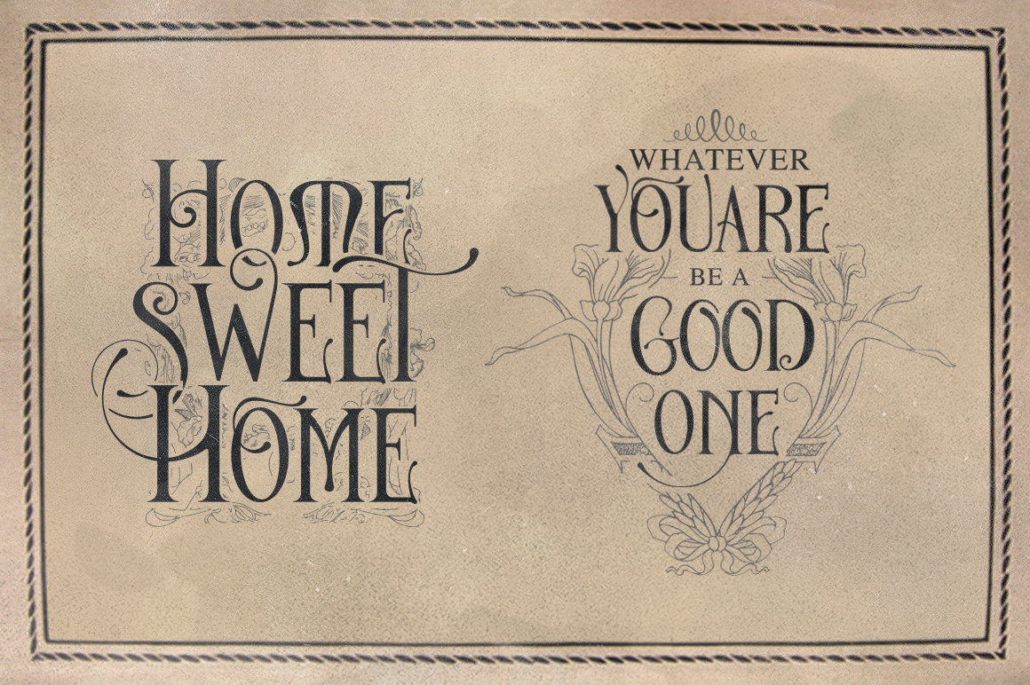 De Arloy Font By storictype Image 4