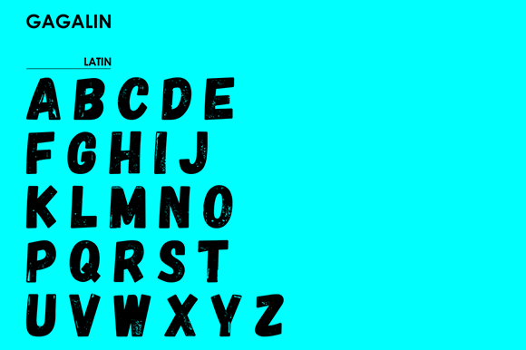 Download Free Gagalin Font By Creative Fabrica Freebies Creative Fabrica for Cricut Explore, Silhouette and other cutting machines.
