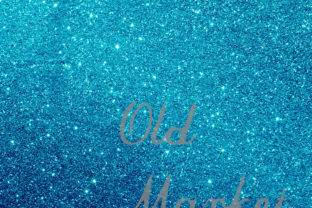 Print on Demand: Glitter Digital Paper Graphic Backgrounds By oldmarketdesigns 2