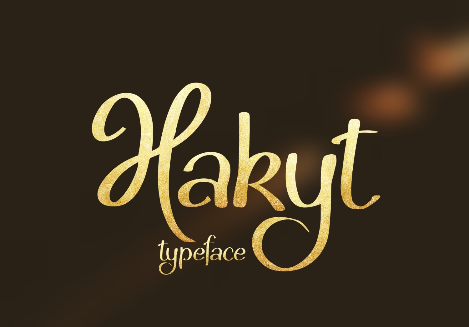 Print on Demand: Hakyt Script & Handwritten Font By Eva Barabasne Olasz