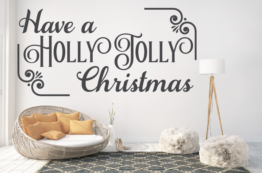 Have A Holly Jolly Christmas Graphic By Milissa Martini