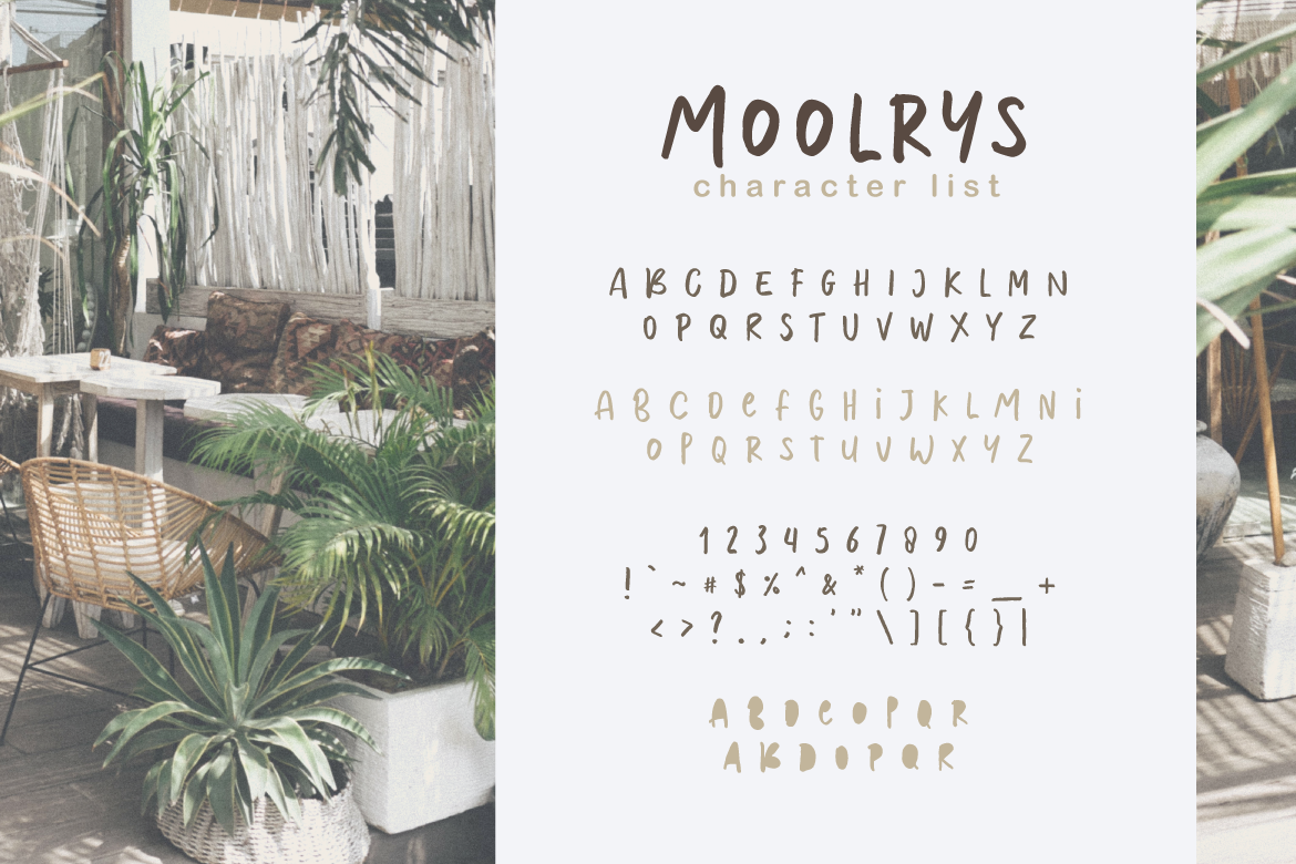 Moolrys Font By Typia Nesia Image 5