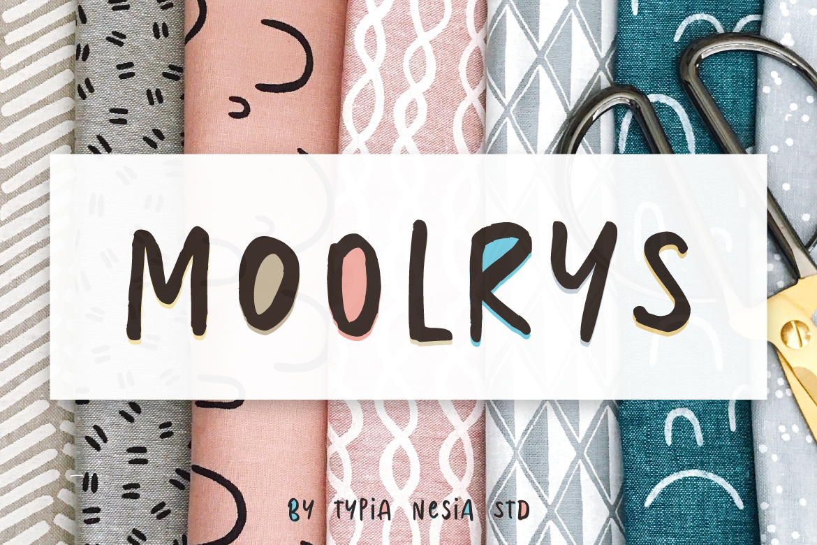 Moolrys Font By Typia Nesia Image 1
