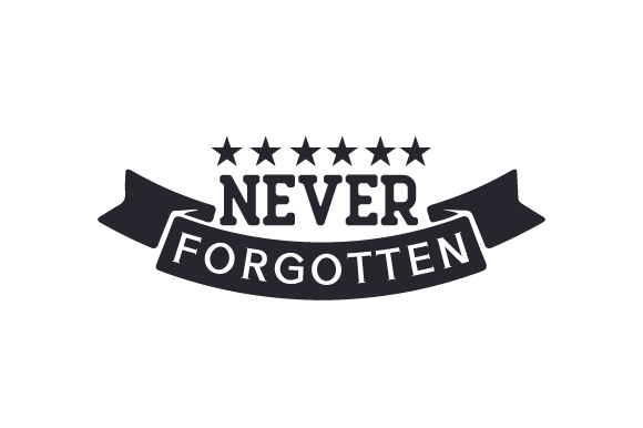 Never Forgotten Military Craft Cut File By Creative Fabrica Crafts