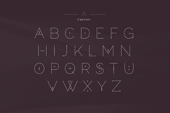 Print on Demand: Persephone Free Font Font By Creative Fabrica Freebies - Image 2