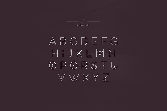Print on Demand: Persephone Free Font Font By Creative Fabrica Freebies - Image 5