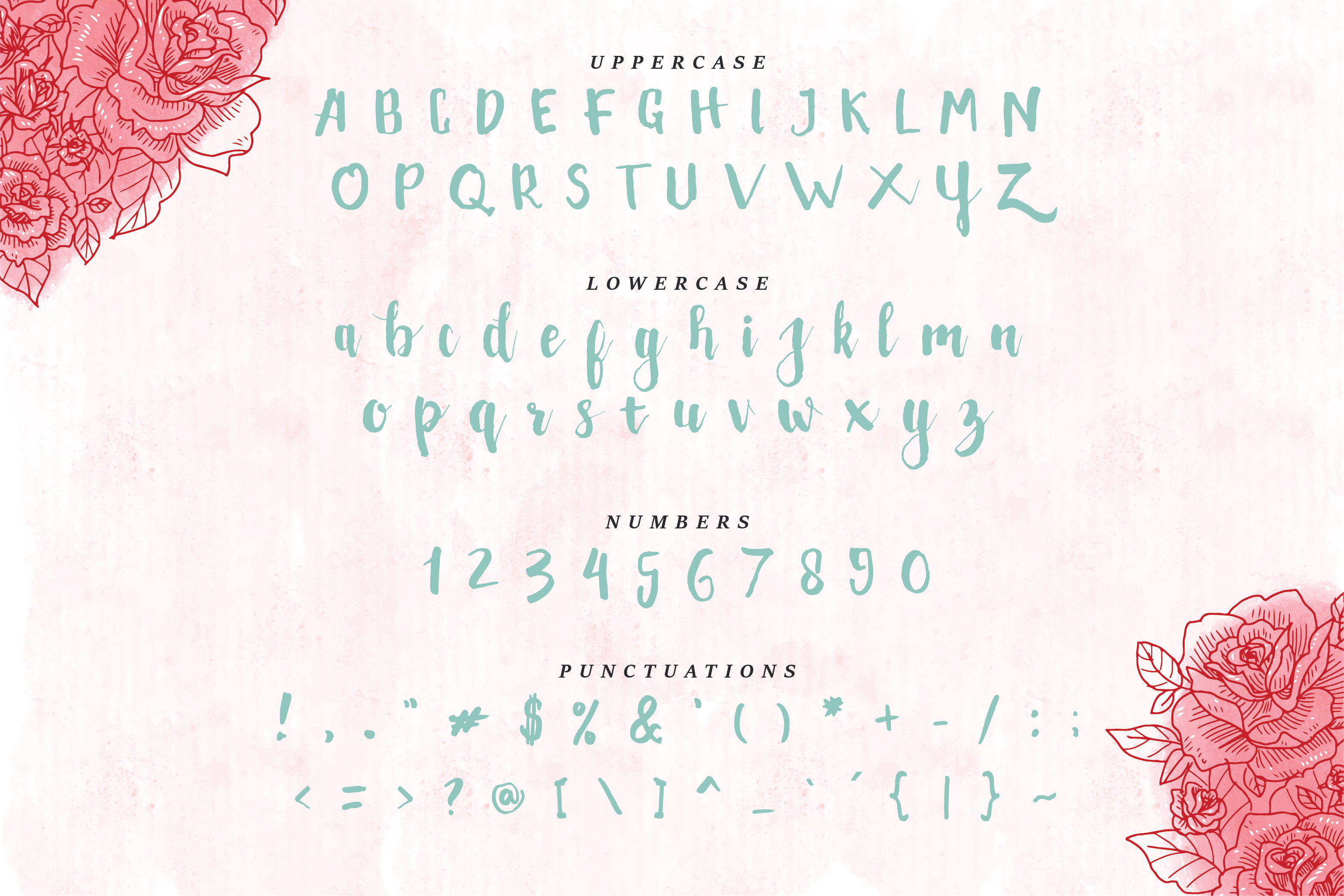 Print on Demand: Peudada Script & Handwritten Font By Mas Anis - Image 2