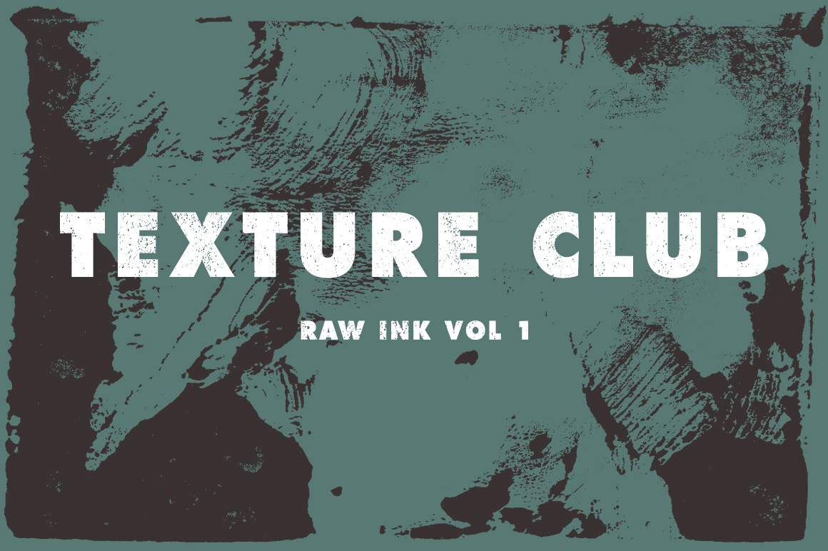 Print on Demand: Raw Ink Vol 1 Graphic Textures By Justin Tordella