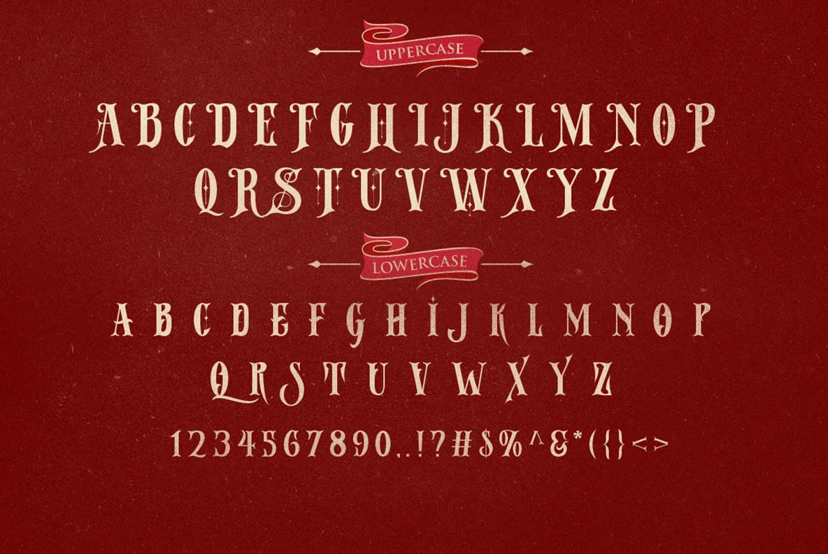 Print on Demand: Stay Alive Display Font By storictype - Image 2