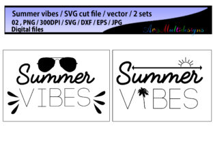 Summer Vibes Graphic By Arcs Multidesigns