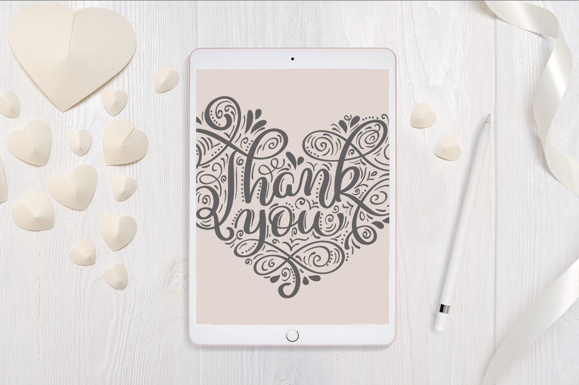Tablet IPad Pro Mock Up Set Graphic Product Mockups By Happy Letters - Image 6