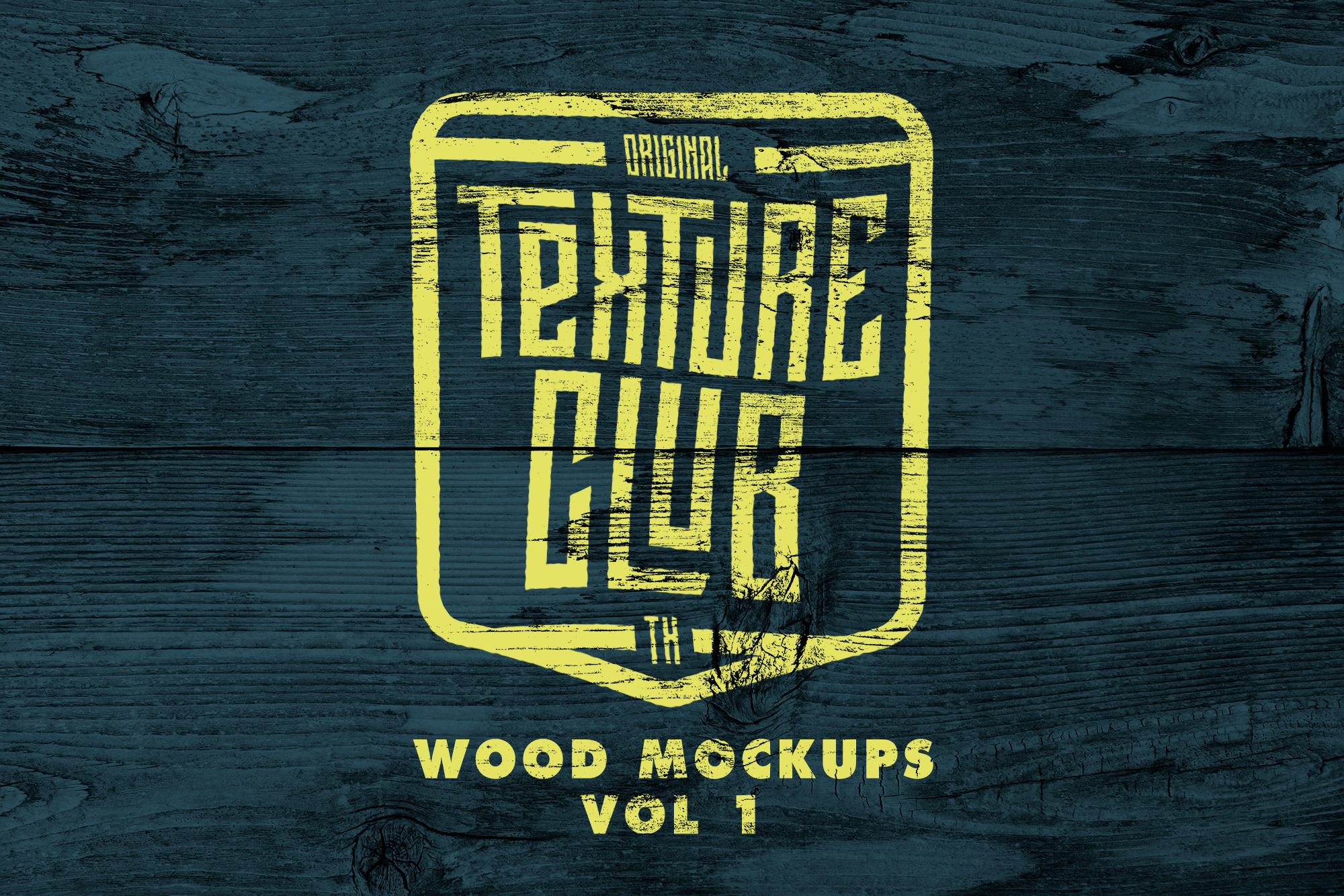 Print on Demand: Wood Mockups Vol 1 Graphic Layer Styles By Justin Tordella