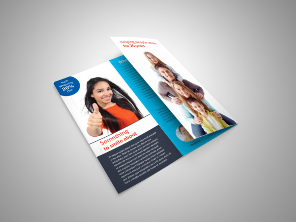 Adobe Indesign Tri Fold Brochure Template Graphic By Raya0706