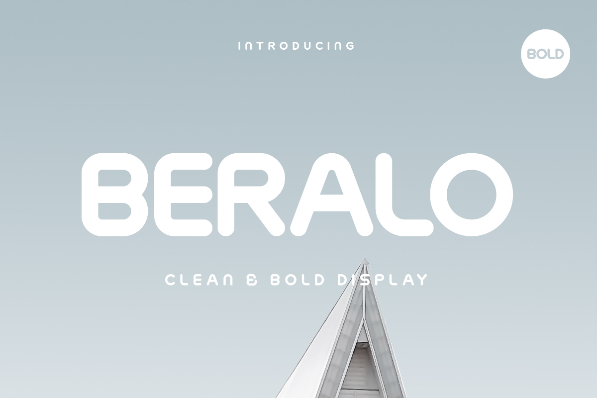 Print on Demand: Beralo Display Fuente Por Type Holic