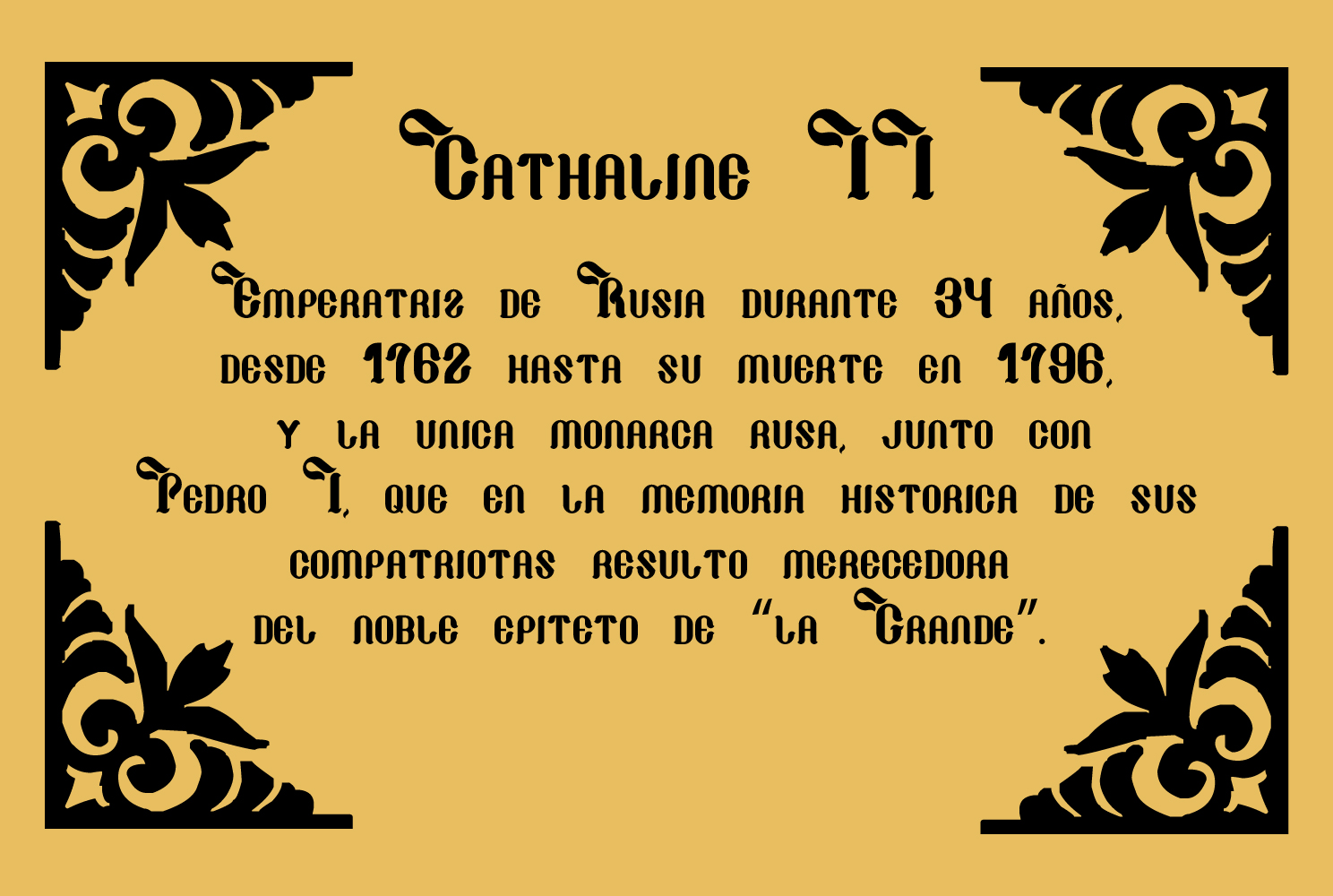 Print on Demand: Cathaline Blackletter Font By TypEra - Image 7