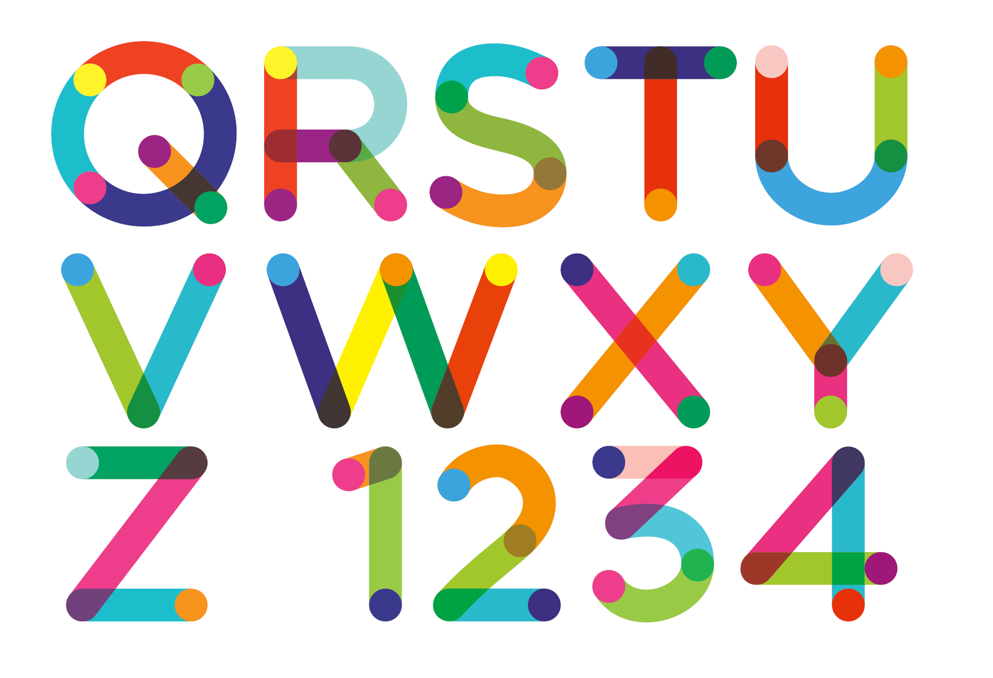 Print on Demand: ColorTube Pro Font By neogrey - Image 15