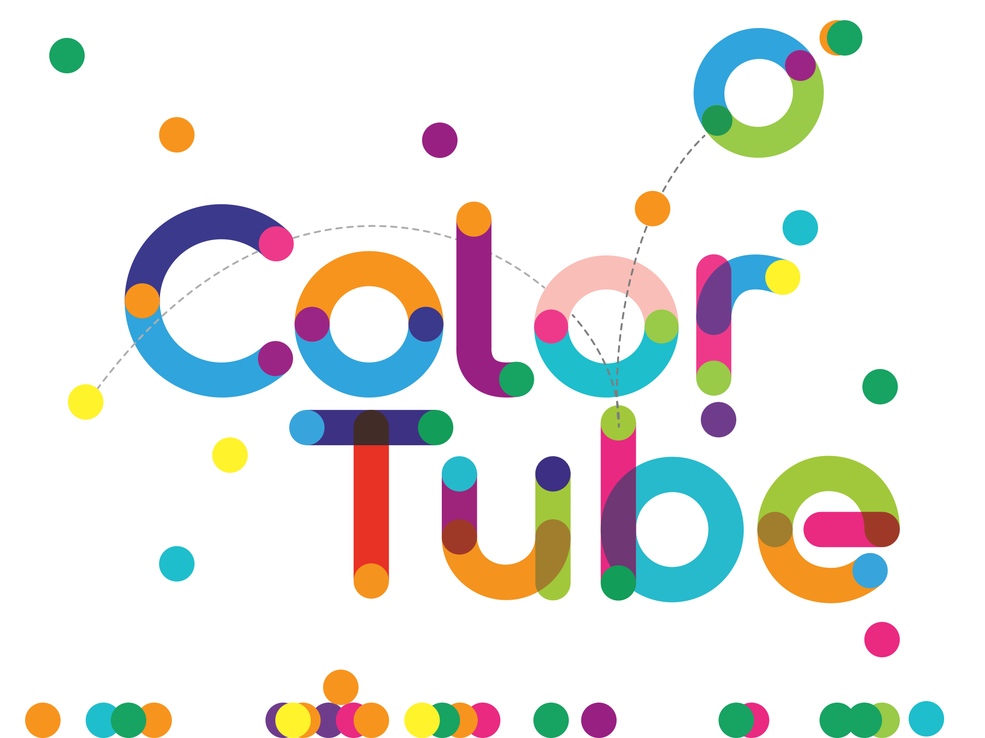 Print on Demand: ColorTube Pro Font By neogrey - Image 9