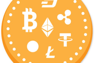 Crypto Currency Symbols Grafik von GraphicsBam Fonts
