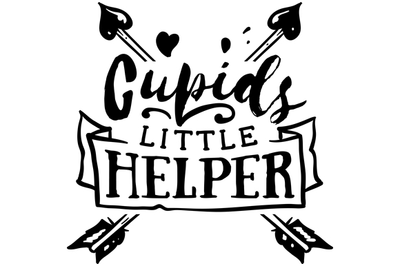 Download Free Cupids Little Helper Svg Cut File By Creative Fabrica Crafts for Cricut Explore, Silhouette and other cutting machines.