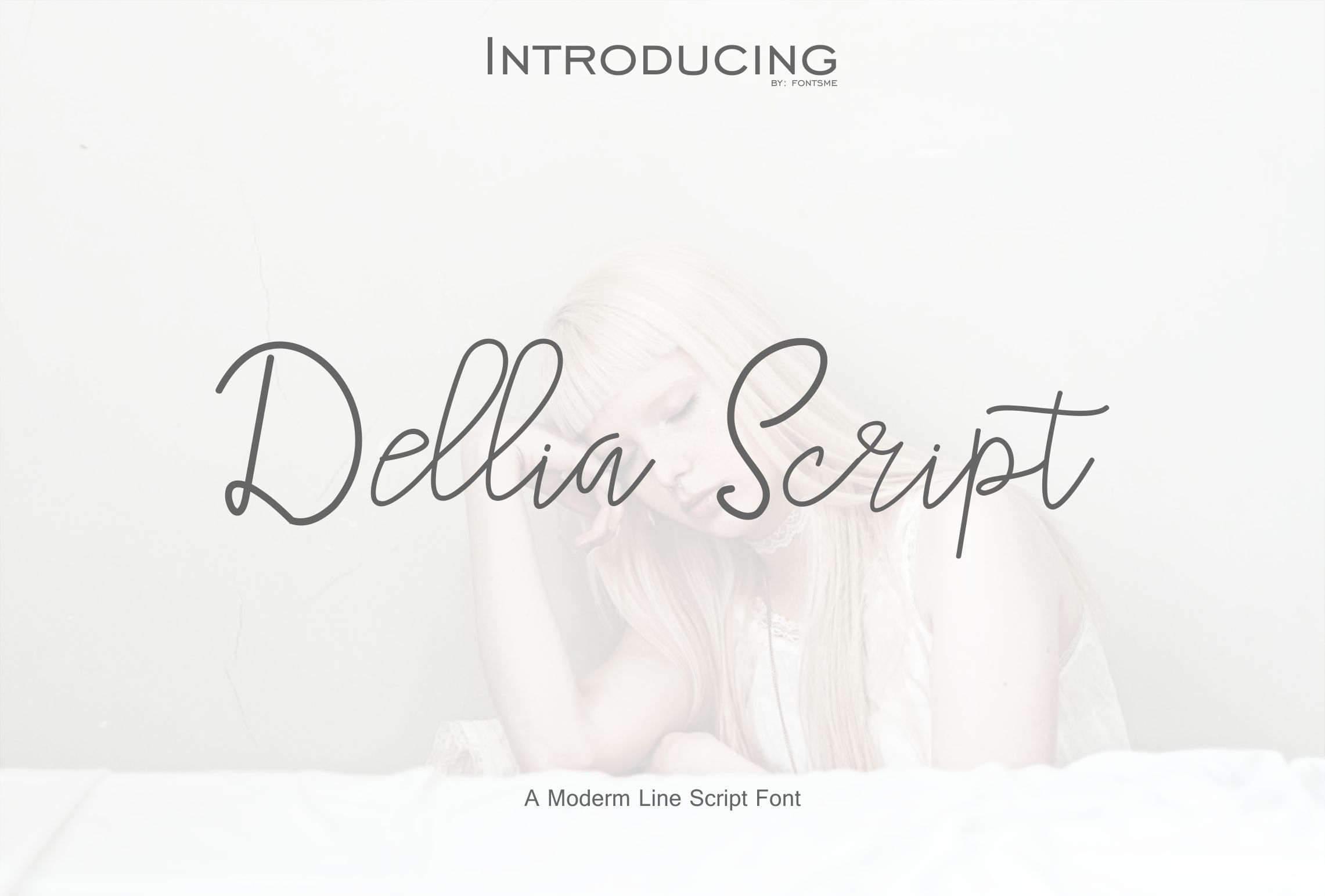 Print on Demand: Dellia Manuscrita Fuente Por ed.creative