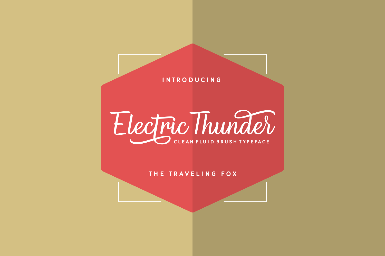 Print on Demand: Electric Thunder Script & Handwritten Font By The Traveling Fox - Image 7