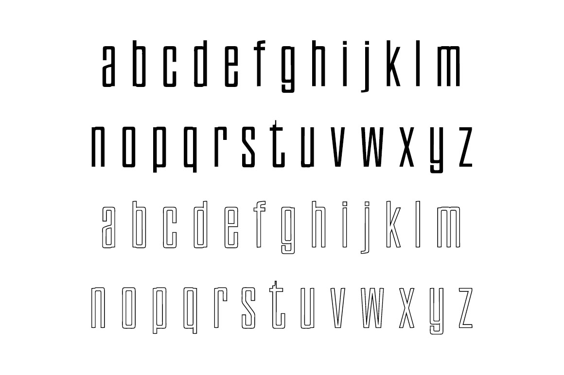 Print on Demand: Gayora Slab Serif Font By Creative Tacos - Image 3